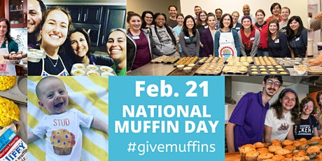 National Muffin Day Big Baking Party tickets