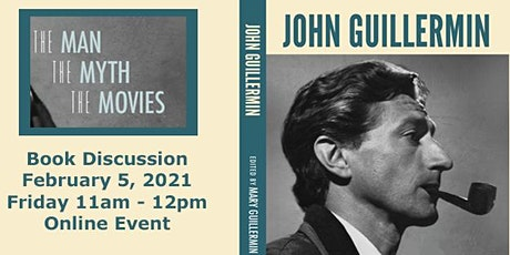 """""""John Guillermin: The Man,The Myth, The Movies"""" Online Book Discussion tickets"""