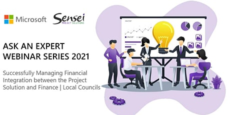 Managing Financial Integration for your Project solution | Local Councils biglietti