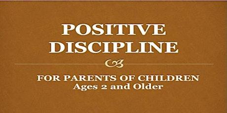 Positive Discipline (ages 2-12) tickets