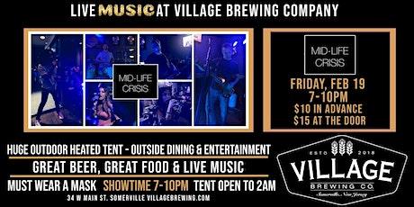 Str8up @ Village Brewing Company tickets