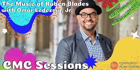 CMC Sessions: The Music of Rubén Blades tickets