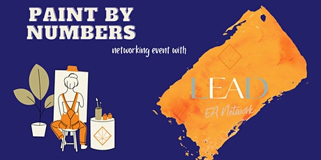 Paint by Numbers Networking Night tickets