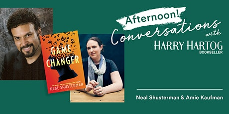 Game Changer: A Conversation with Neal Shusterman & Amie Kaufman tickets