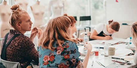 Winter School Holidays Creative Workshop: Fashion tickets