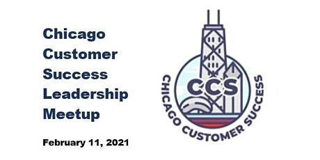 Chicago Customer Success - February Meet Up tickets