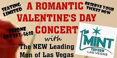 A Romantic Valentine's Day Concert tickets