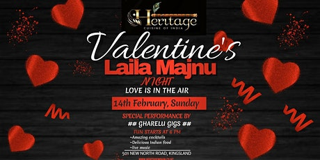 Laila Majnu (Valentines Day) tickets