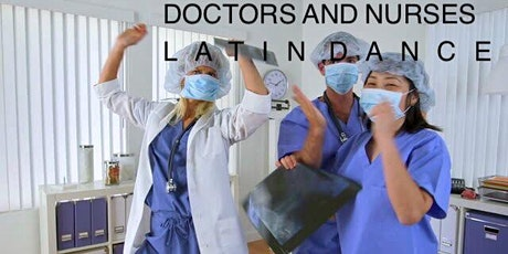 Club 50/50 Doctors and Nurses Latin night tickets