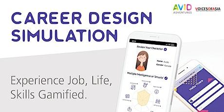[ VOA x Avid Adventures] Career Design Simulation Workshop tickets