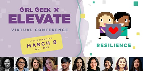 Elevate 2021 Virtual Conference tickets