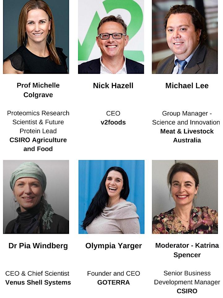Future Protein Sources - ACBC Vic & CSIRO image
