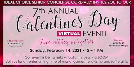 7th Annual Valentine's Day Senior Event tickets