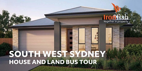 South West Sydney House and Land Bus Tour tickets