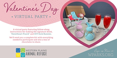 Valentine's Day Virtual Party tickets