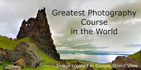 Greatest Photography Workshop in the World - Online tickets