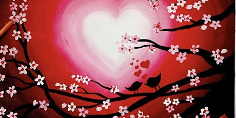 Sip & Painting Valentine's Weekend  at Alo Vietnam Restaurant Bar tickets
