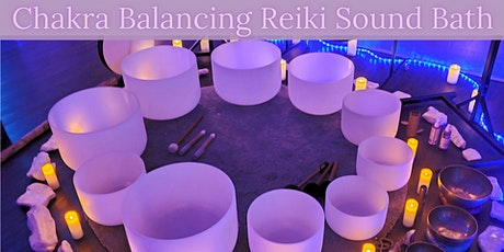 Chakra Balancing Reiki Sound Bath (South OC) tickets