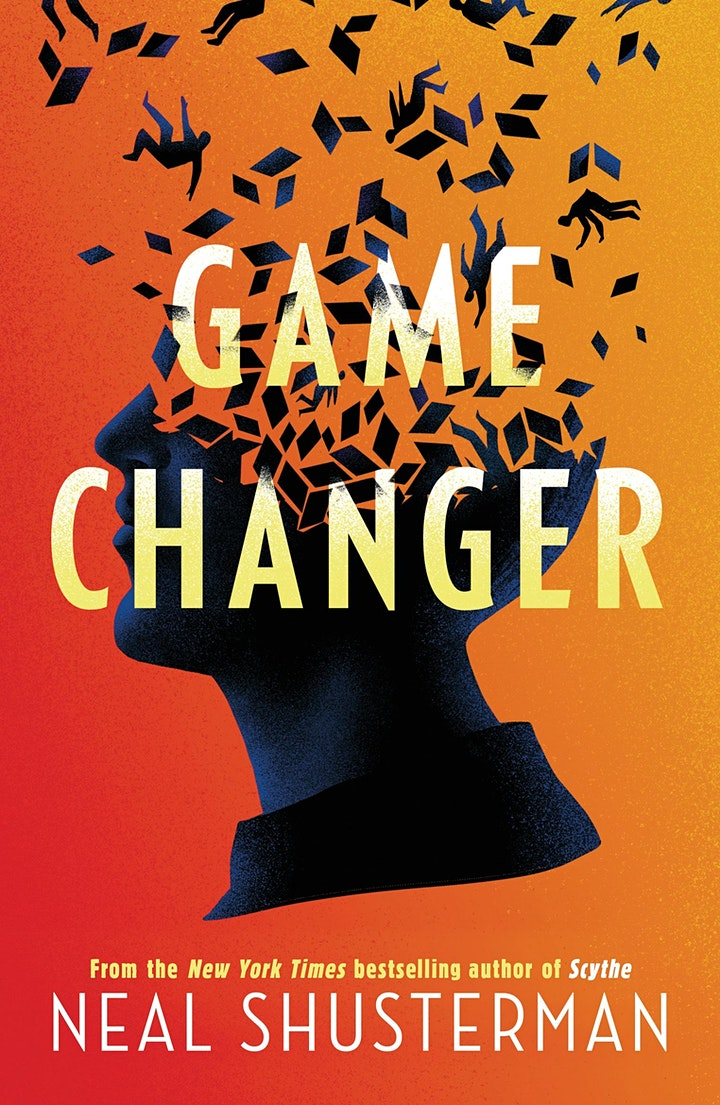 Game Changer: A Conversation with Neal Shusterman & Amie Kaufman image
