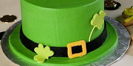 Leprechaun Hat Cake Decorating (Adult and Child) tickets