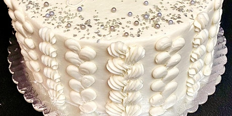 Cable Knit Sweater Cake Decorating tickets
