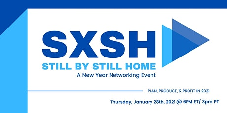 Still x Still Home: A New Year Networking Event tickets