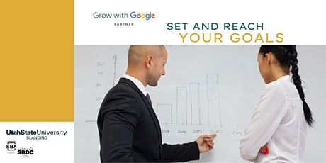 Grow with Google: Set and Reach Your Career Goals tickets