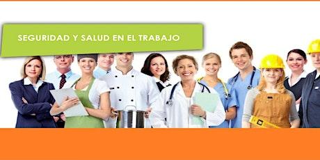 NOM 030 SEGURIDAD Y SALUD EN EL TRABAJO tickets