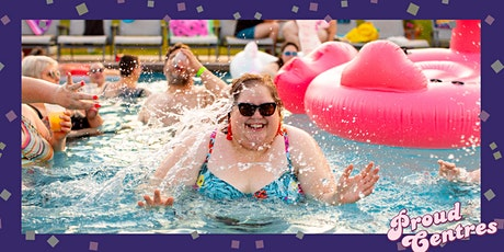 SPLASH Proud Centres Pool Party tickets