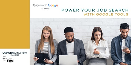 Grow with Google: Power Your Job Search with Google Tools tickets