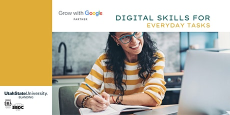 Grow with Google: Digital Skills for Everyday Tasks tickets