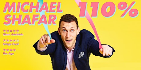 Michael Shafar - ONE NIGHT ONLY at Rhino Room tickets