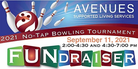 No-Tap Bowling Fundraiser 2021 tickets