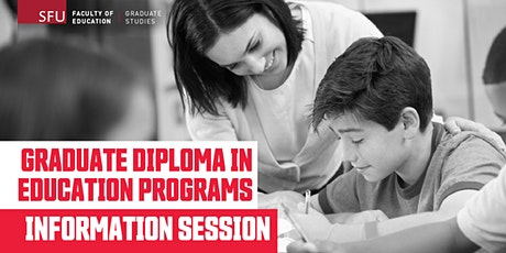Graduate Diploma in Education (GDE) Programs - Online Information Session tickets