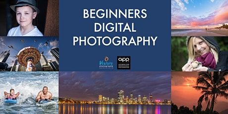 Beginner's Digital Photography (March 2021) tickets