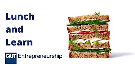 QUT Entrepreneurship Lunch & Learn   Nicole Dyson - Future Anything tickets