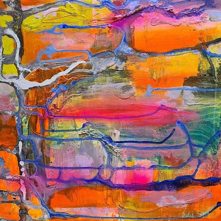 Don't Drink the Paint Art Workshop image