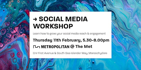 Open Studios Social Media & Marketing Workshop tickets