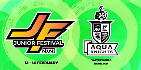 2021 Junior Festival - Aquaknights tickets
