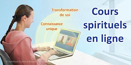 Transformation spirituelle et recherche sur la conscience des plantes billets