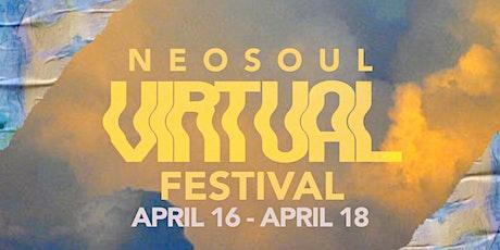 NEOSOUL 4: NEOSOUL VIRTUAL FESTIVAL tickets