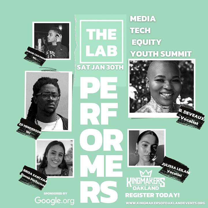 KOO YOUTH, MEDIA, TECH, &  EQUITY SUMMIT image