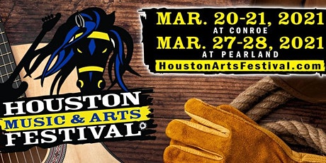 2021 Houston Music & Arts Festival at Pearland tickets