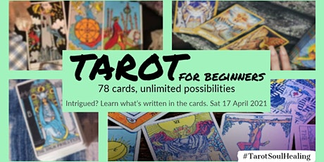 Tarot for Beginners tickets