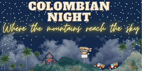 Colombian Night 2021 - Where the mountains reach the sky - COLSA 20 Years tickets