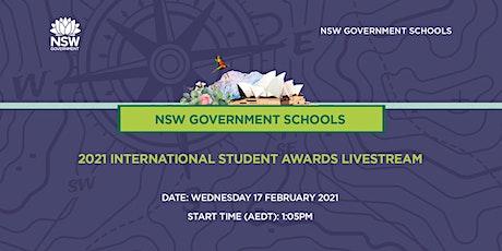 NSW Government Schools International Student Awards Livestream tickets