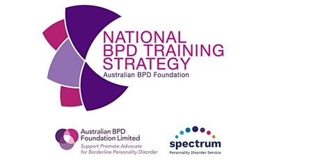 BPD Core Competency Workshop (2-days) (EOI ONLY) - HOBART, TAS tickets