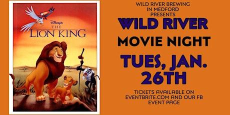 Wild River Brewing in Medford Movie Nights tickets