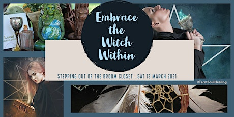 Embrace the Witch Within tickets