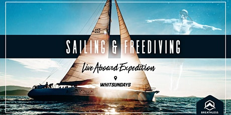 Whitsundays Sailing & Freediving Live-Aboard Expedition tickets
